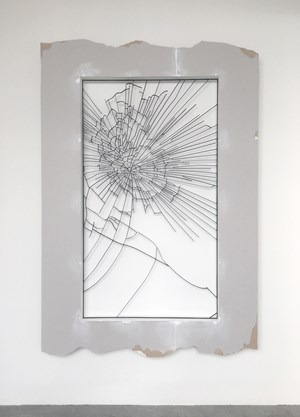 Cracked Mobile #11 by Trong Gia Nguyen contemporary artwork