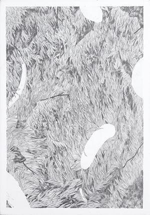 Suspicious activity 3 by Moses Tan contemporary artwork