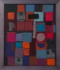 Teppich für ein Kinderzimmer by Julia Holderness contemporary artwork textile