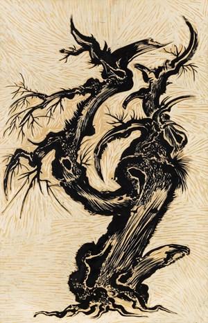 Time Spy 20 by Sun Xun contemporary artwork