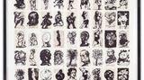 Contemporary art exhibition, William Kentridge, Making Prints: Selected Editions 1998–2021 at Marian Goodman Gallery, New York, USA