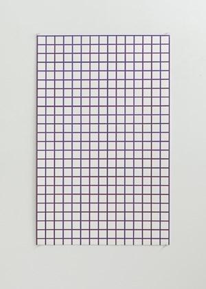 Deep Violet: IG-2 - Maine by Winston Roeth contemporary artwork