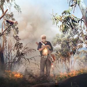 Elder, Gnarnayarrahe Waitairie of Roebourne, Western Australia in the region of New South Wales by Anne Zahalka contemporary artwork