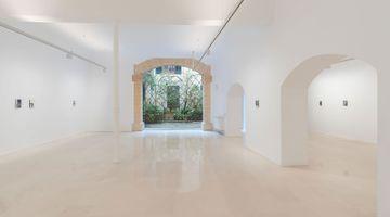 Contemporary art exhibition, Frank Nitsche, Backwards Ahead at Galería Pelaires, Palma