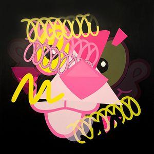 PINKERTON by Jerkface contemporary artwork