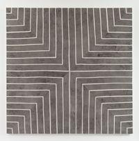 Four Times Casablanca I (Centripetal) by Yto Barrada contemporary artwork textile