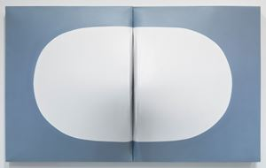 Conexion by Zilia Sánchez contemporary artwork
