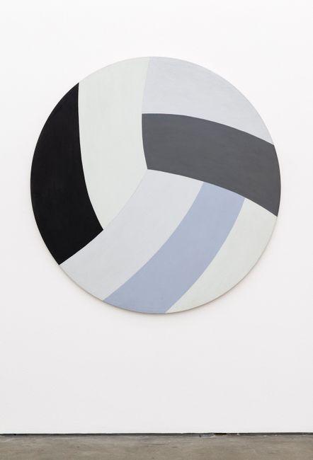 """Rowell"" by Leon Polk Smith contemporary artwork"