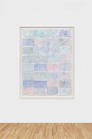 The Love Letter IX (Mamabolo) by Moshekwa Langa contemporary artwork