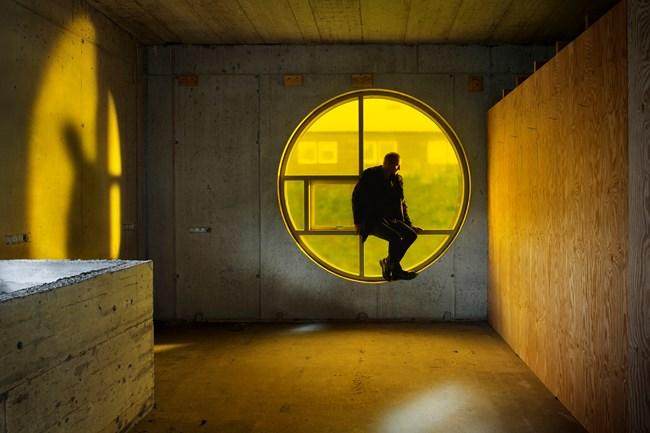 MIDNIGHT SUN (Playtime) by Isaac Julien contemporary artwork