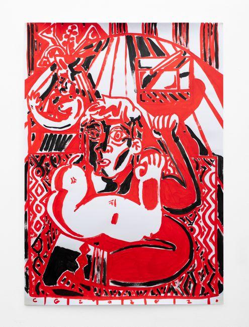 Strong Man 7 by Callan Grecia contemporary artwork