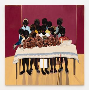 Réquiem by Antonio Obá contemporary artwork