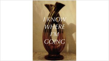 Contemporary art exhibition, Group Exhibition, I know where I'm going / Who can I be now at The Modern Institute, Osborne Street, Glasgow