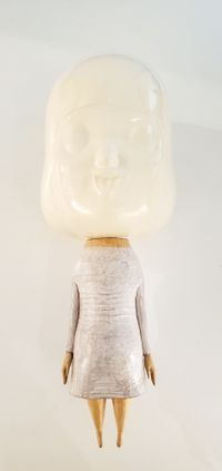 Thinking About Combination No. 2 by Daisuke Teshima contemporary artwork sculpture