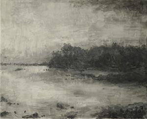 Auch Fische haben Depressionen by Heribert C. Ottersbach contemporary artwork