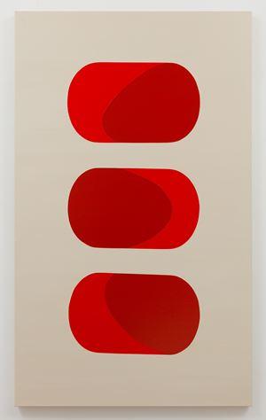 Obround I by Jovana Millay contemporary artwork