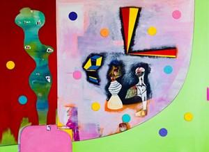 The Rapture by Gareth Sansom contemporary artwork