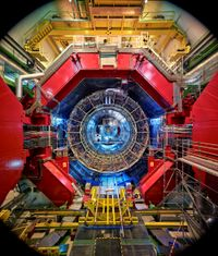 ALICE, CERN, Saint Genis-pouilly by Thomas Struth contemporary artwork photography, print