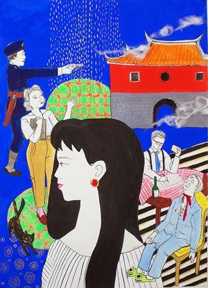 Mysterious Taipei by Ni Jui Hung contemporary artwork