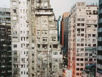 Hongkong by Peter Bialobrzeski contemporary artwork photography