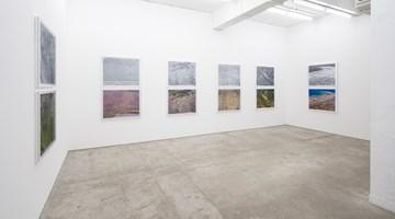 Contemporary art exhibition, Taiji Matsue, gazetteer at Taro Nasu, Tokyo