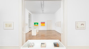 """Contemporary art exhibition, Andy Warhol, From """"THE HOUSE THAT went to TOWN"""" at Galerie Buchholz, Berlin, Germany"""