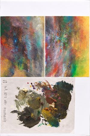 Antiarchive #3 by Buen Calubayan contemporary artwork