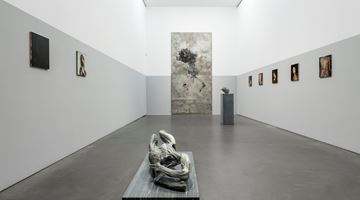 Contemporary art exhibition, Nicola Samorì, In abisso at Galerie Eigen + Art, Berlin