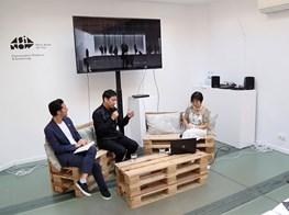 ASIA NOW 2018 || Yuko Hasegawa (Curator) and Kohei Nawa (Artist)