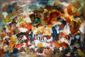 The Age of Transformation by Liang-Tsai Lin contemporary artwork