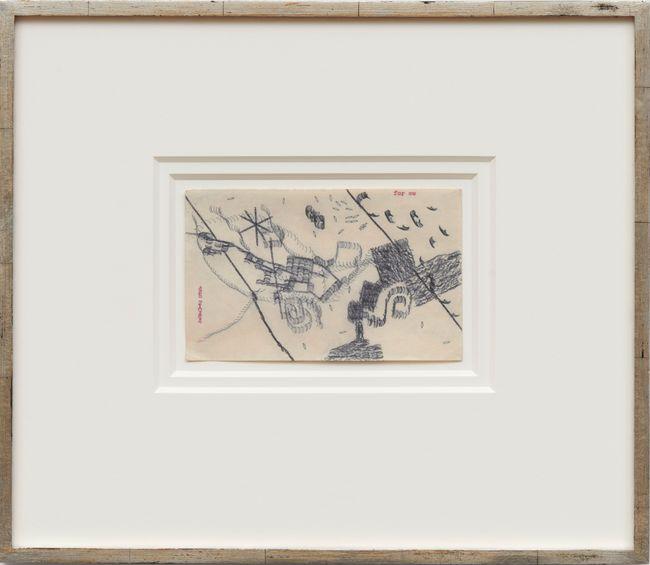 For ew by Dom Sylvester Houédard contemporary artwork