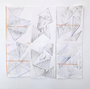 Arbeitstitel 1 by Chris Reinecke contemporary artwork