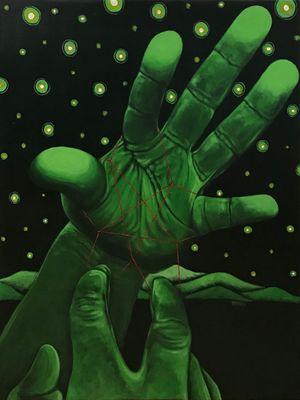 Handtrick (2) by Artist B contemporary artwork