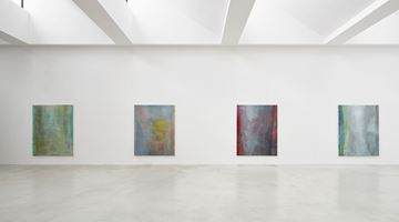 Contemporary art exhibition, Angel Vergara, J'efface, et cela apparaît at Axel Vervoordt Gallery, Antwerp