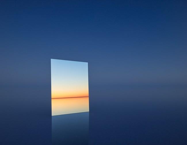 Mirror 25 by Murray Fredericks contemporary artwork