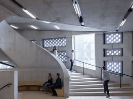 First look: inside the Switch House - Tate Modern's power pyramid