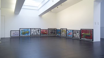 Contemporary art exhibition, Group Exhibition, Helena Parada-Kim & Gorka Mohamed at Choi&Lager Gallery, Cologne