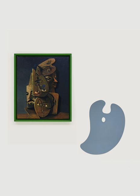 Salut, Self-portraits 你好,自画像 by Cai Zebin contemporary artwork