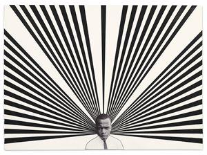 John by Rico Gatson contemporary artwork