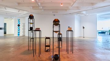 Contemporary art exhibition, Nolan Oswald Dennis, conditions at Goodman Gallery, Johannesburg, South Africa