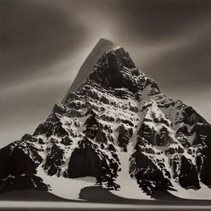 Black Mountain by Tony Lloyd contemporary artwork
