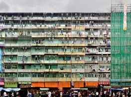 Spectacular panoramas capture Hong Kong's disappearing architecture