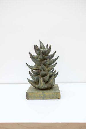 Juniper by Peter Schlesinger contemporary artwork sculpture
