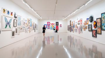 Contemporary art exhibition, Group Exhibition, ANIMAMIX FLUX at Eslite Gallery, Taipei, Taiwan