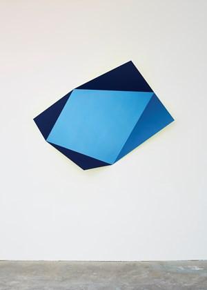 No. 800 L Fold by Rana Begum contemporary artwork