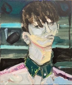 Pretty Boy by Jhong Jiang-Ze contemporary artwork