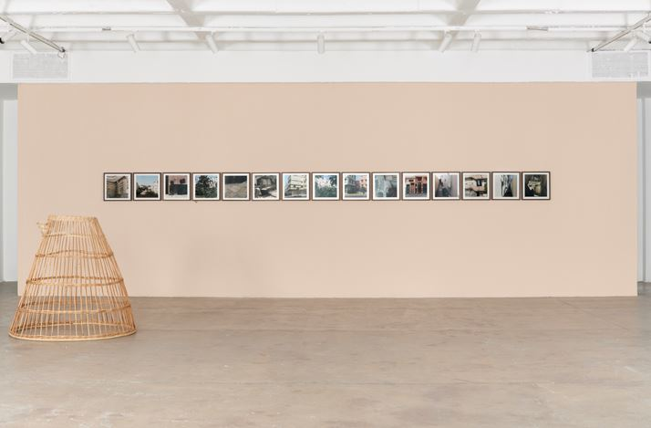 Exhibition view: Group Exhibition, Everything fits to our daily needs, Goodman Gallery, Johannesburg (23 January–24 March 2021). Courtesy Goodman Gallery.