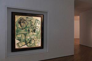 Homme et Femme Nus by Pablo Picasso contemporary artwork