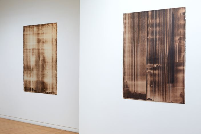 Exhibition view: Leigh Martin, Mass²,Two Rooms, Auckland (12 July–10 August 2019). Courtesy Two Rooms.