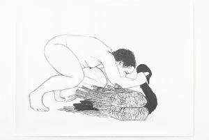 Coddle by Pamela Phatsimo Sunstrum contemporary artwork